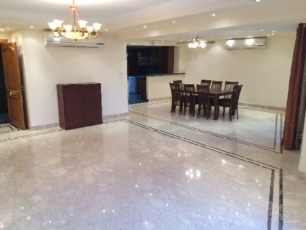 Furnished Penthouse for Rent in Maadi Degla with Private Roof