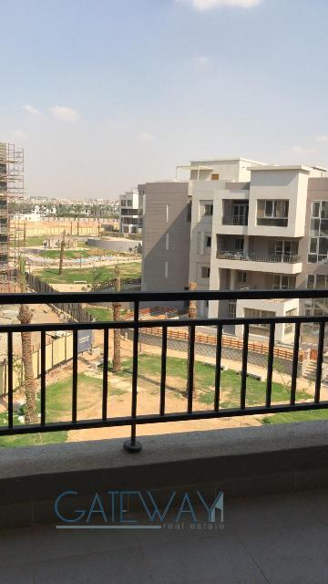 Semi-Furnished Apartment for Rent in Cairo Festival City Compound