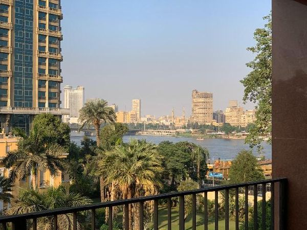 Semi-Furnished Apartment for Sale in Nile Giza