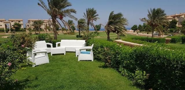 Furnished Chalet for Rent in La Vista - Ain Sokhna