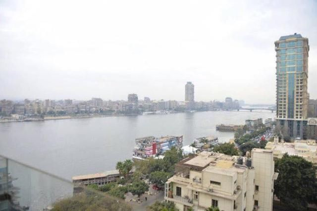 Semi-Furnished Apartment for Rent in Nile Giza