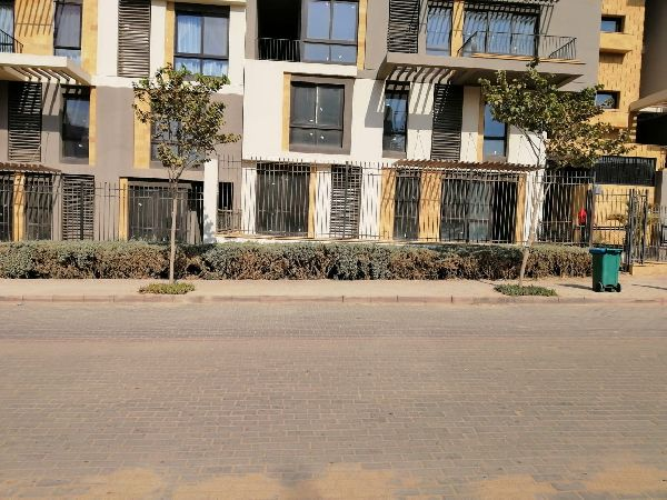 Duplex 225m, Unfinished, for Sale in West Town - El Sheikh Zayed