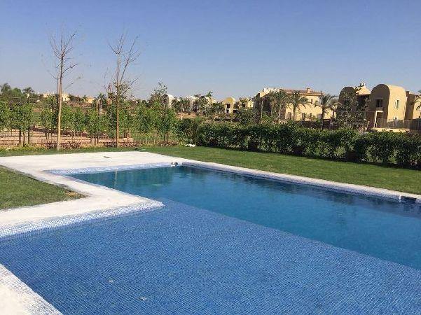 Furnished Villa for Rent in Allegeria Compound