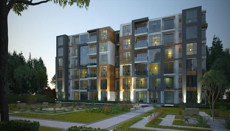 Core & Shell Apartment for Sale in Regent's Park New Cairo