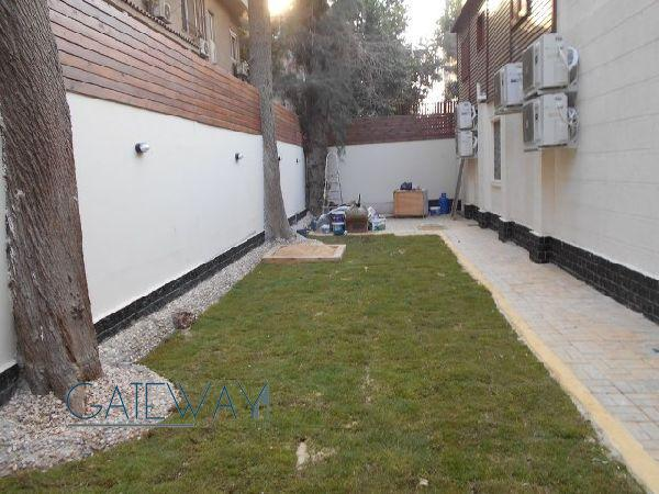 Furnished Villa For Rent in Maadi Sarayt with Private Garden