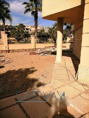 Semi-Furnished Villa for Rent in Ganet El Shorouk Compound